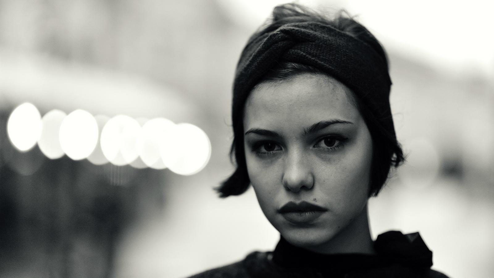 ~ the actress
